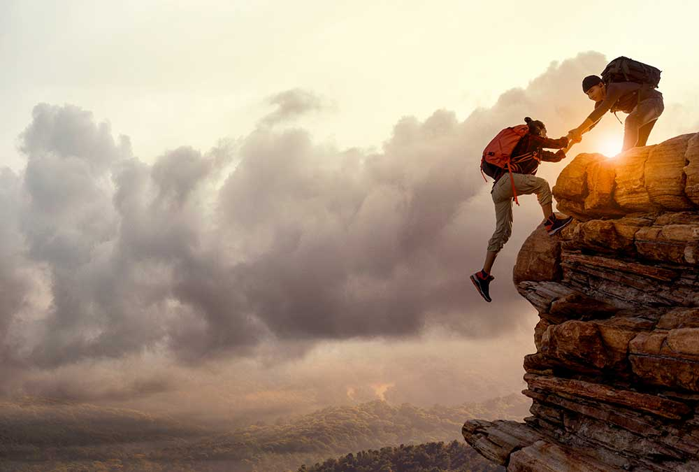 圧倒的スピードで成功の階段を登った経験者からの助言